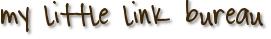 my little link bureau