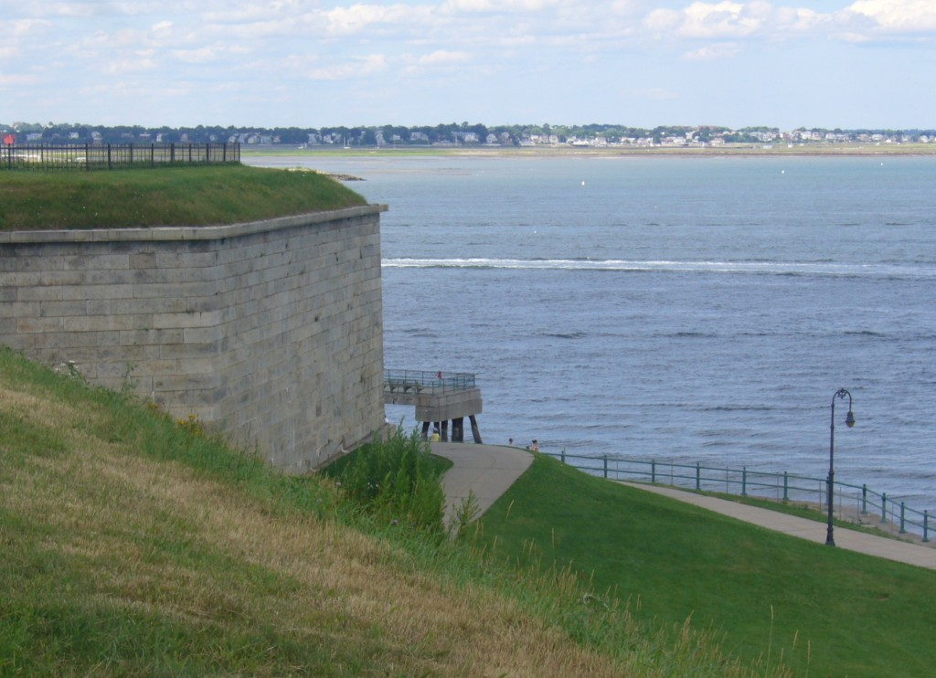 castle island fort