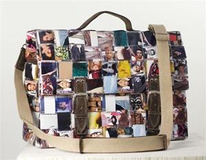 Nahui Ollin Runway Handbag