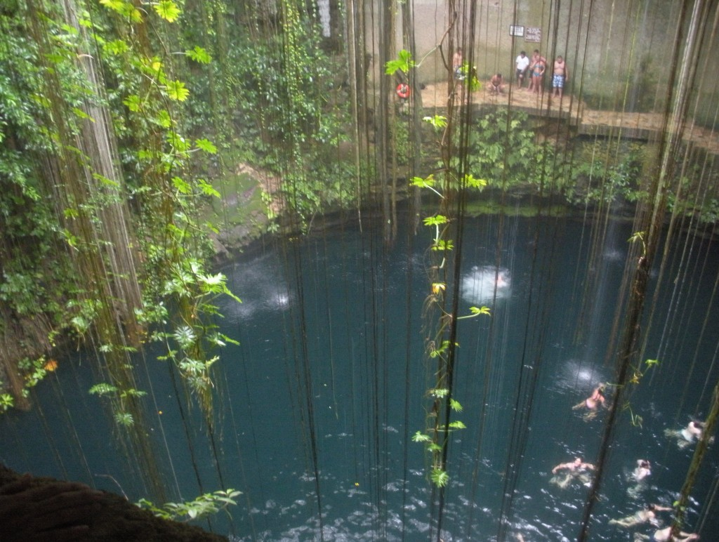 cenote attraction in mexico