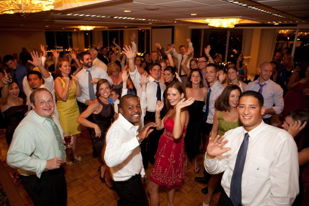 boston wedding, dancing