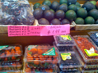 produce in eastern market