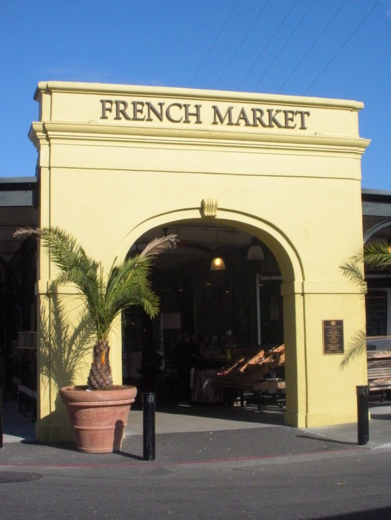 French Market in New Orleans