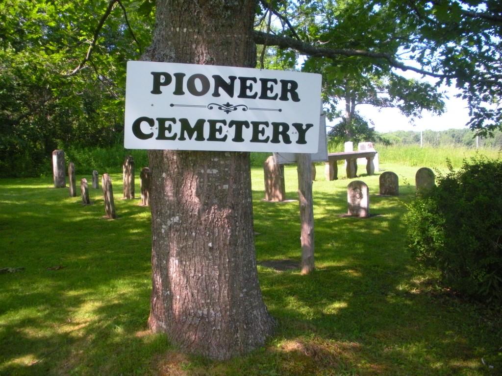 Pugwash Pioneer Cemetery