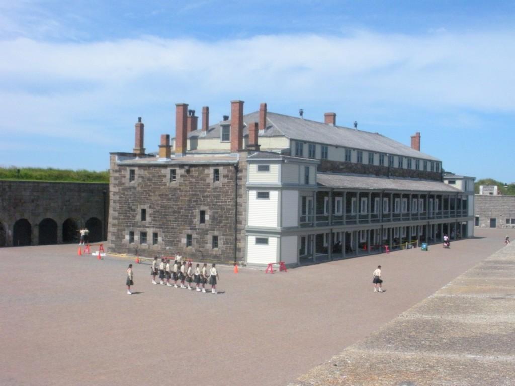 halifax citadel