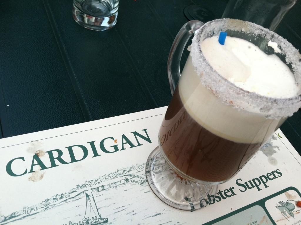 cardigan coffee