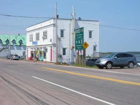 downtown wallace bay