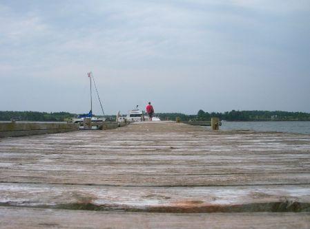 dock in pei
