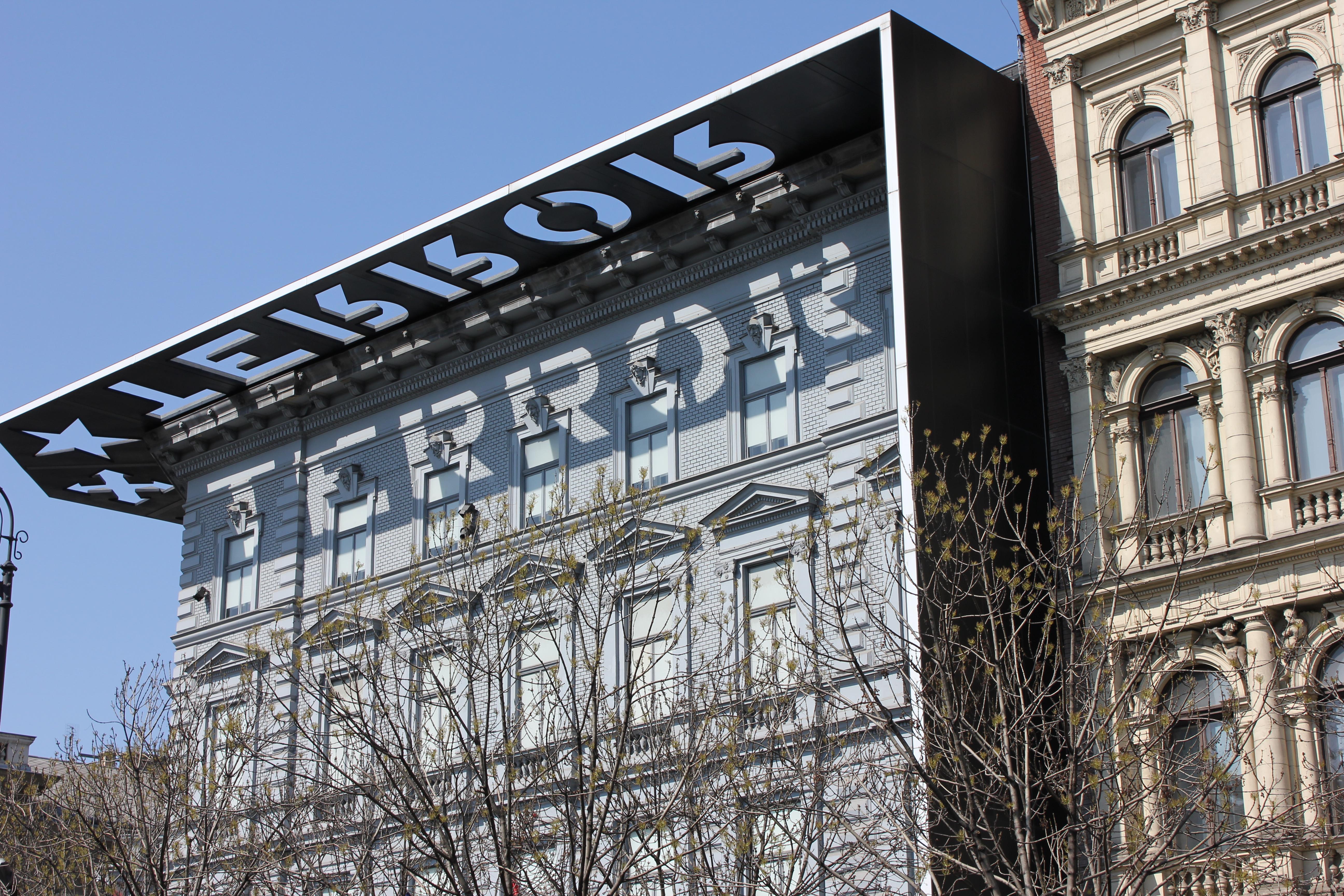Terror Budapest Budapest House of Terror