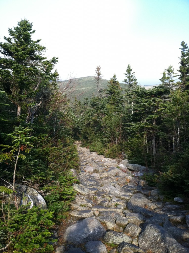 Hiking Mount Washington