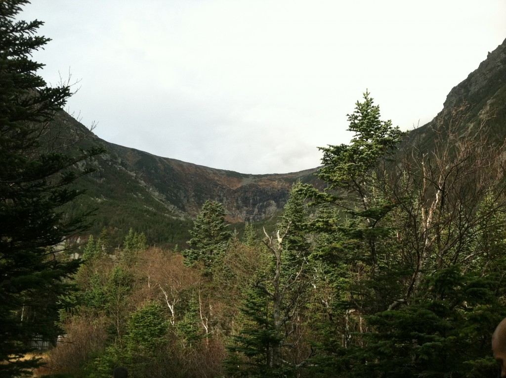 Mount Washington, Tuckerman Ravine