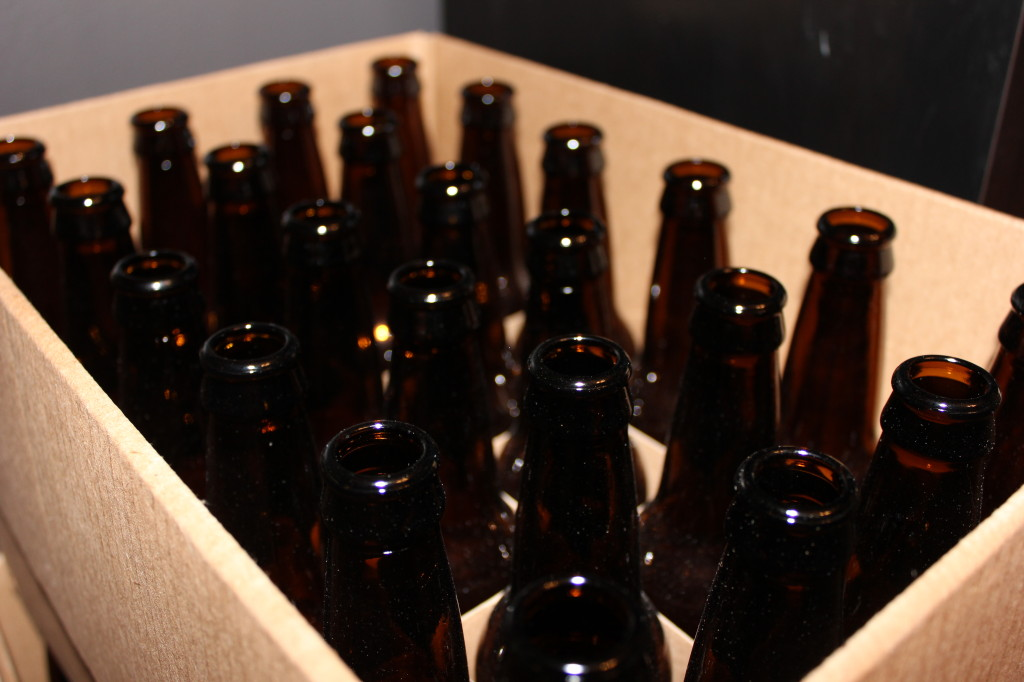 bottles for home brew