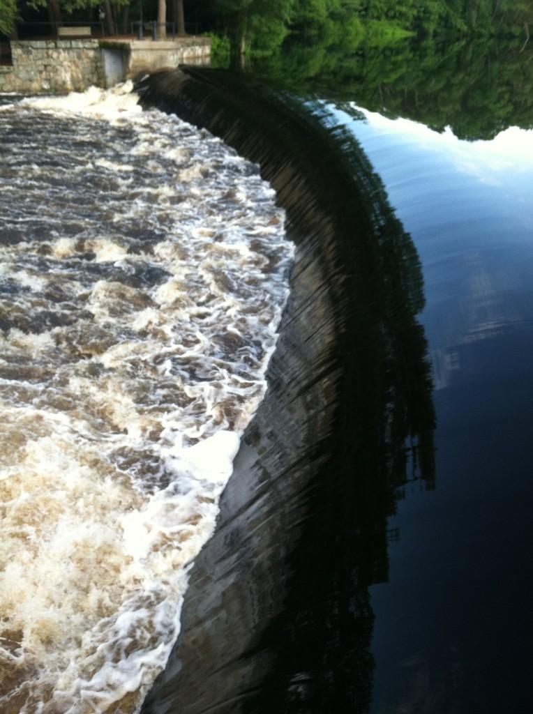 South Natick Falls